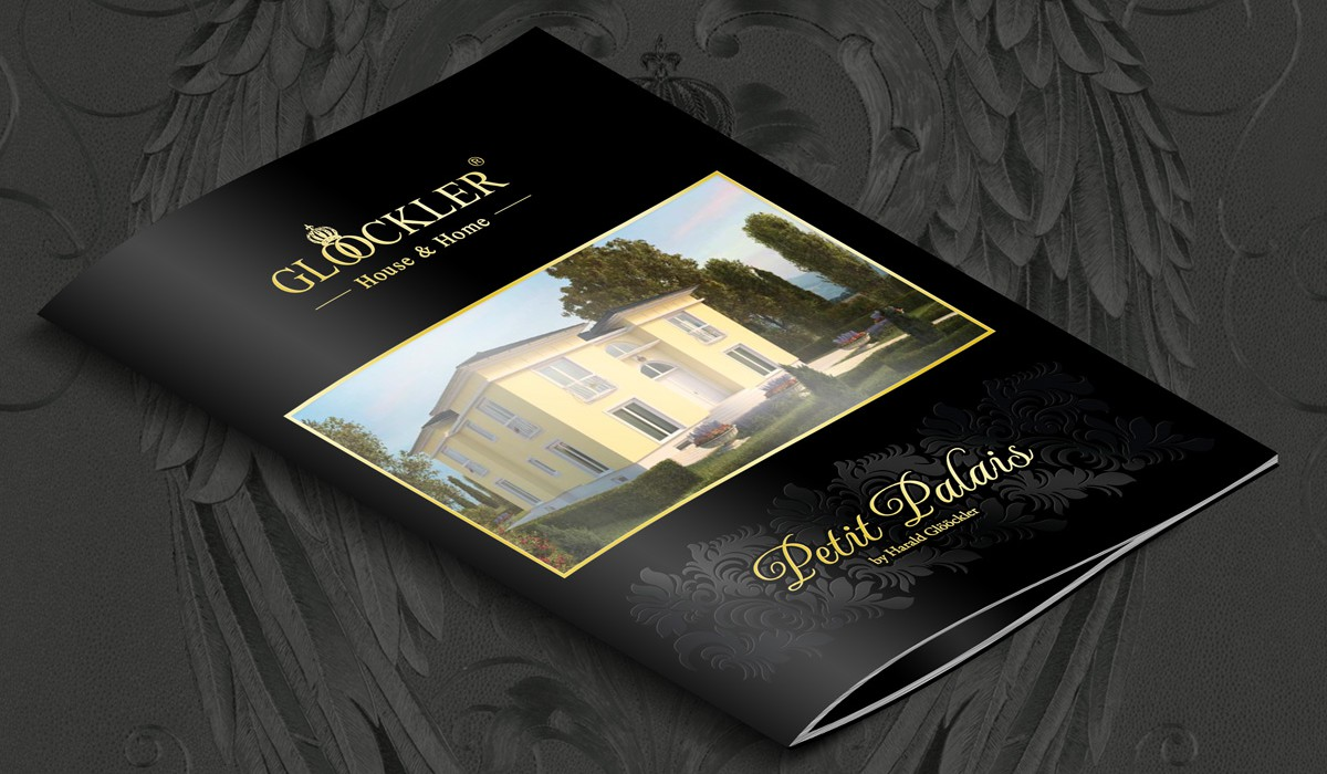 Broschüre Glööckler House & Home