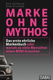 Buchtipp Marke ohne Mythos Claudia Mattheis