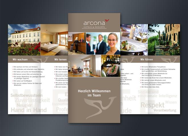 Arcona Hotels Resorts wachsen lernen führen Sebstbewusstsein Verantwortung Gestaltung mattheis werbeagentur Berlin