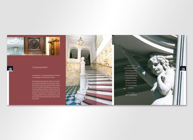 Domizil Hausverwaltung Berlin Mietermagazin Wohnen Mieten Kaufen Gestaltung Mattheis Werbeagentur Berlin