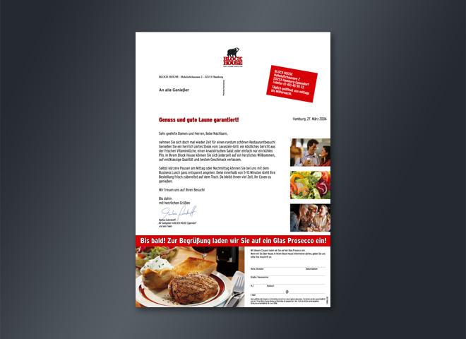 Block House Genuss gute Laune Steak Essen Reataurant mattheis werbeagentur berlin