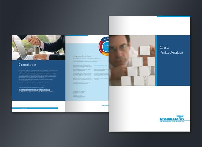 creditreform Risiko Analyse Compliance Gestaltung mattheis werbeagentur berlin