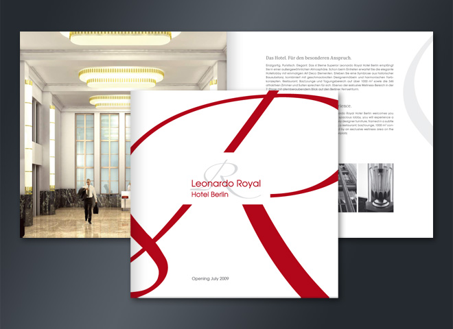 Leonardo Sterne Hotel Royal Anspruch gehoben Umsetzung Mattheis Werbeagentur Berlin