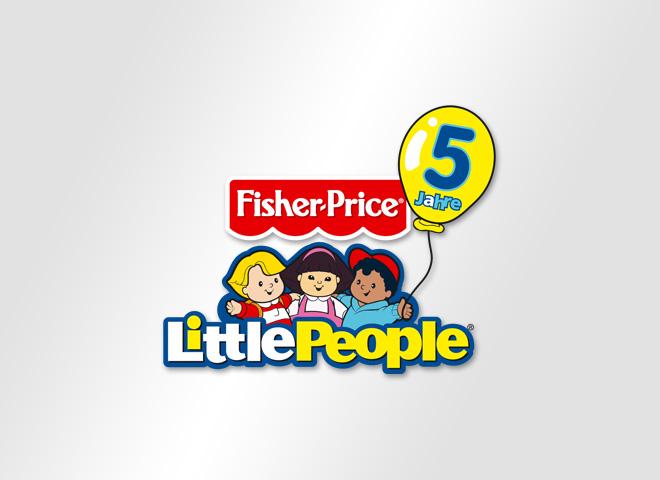 Mattel GmbH - Fisher Price Little People Jubiläum Kinder Gestaltung Mattheis Werbeagentur Berlin