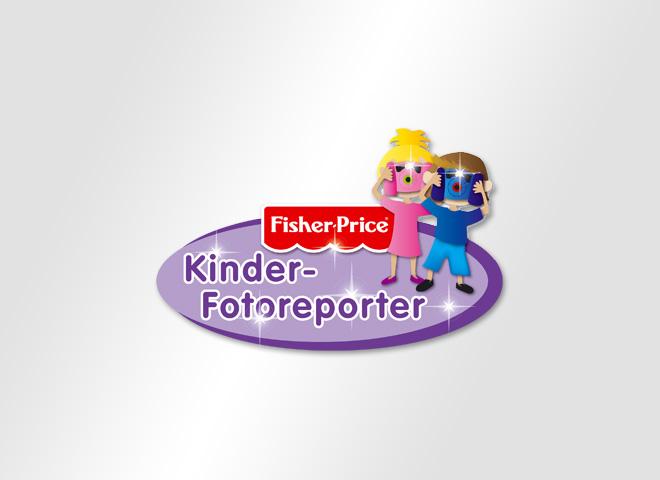 Mattel GmbH – Fisher Price Kinder Foto Reporter Kamera spaß fotografieren Gestaltung Mattheis Werbeagentur Berlin