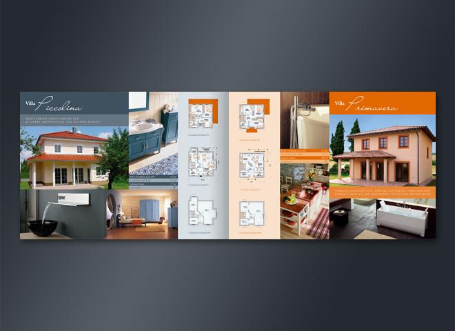 Mediterranhaus Villen Süden Architekten Zerback Hausbau Gestaltung Mattheis Werbeagentur
