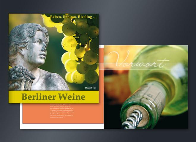 Weingaten Berlin Wein Reben Rebstock ernten Ranken Riesling Genuss Geschmack Mattheis Werbeagentur Berlin