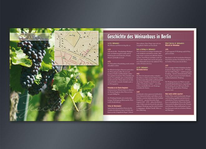 Weingarten Geschichte Wein Anbau Riesling Genuss Natur Rot Mattheis Werbeagentur Berlin