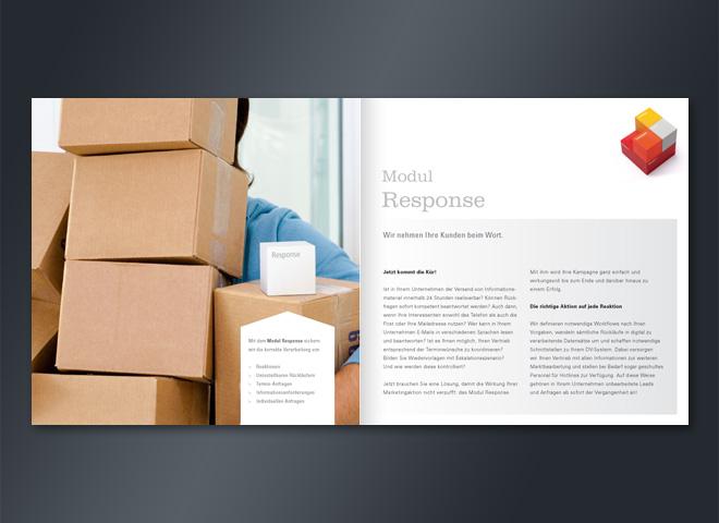Wolff Consulting WoCo WORCS Marketingerfolg Module Response Gestaltung mattheis Werbeagentur Berlin
