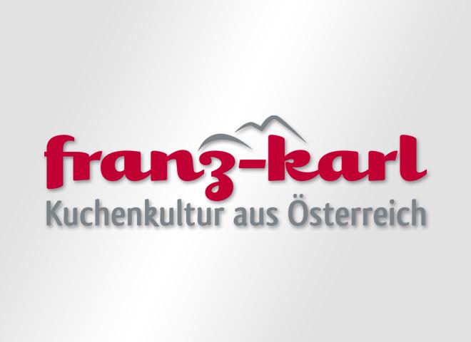 franz-karl Logogestaltung Franz Karl Österreich Mattheis werbeagentur berlin