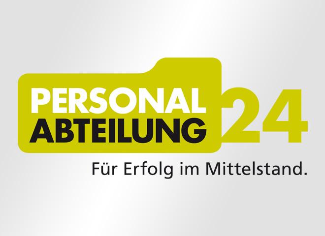 Personalabteilung24 – Logo | mattheis. Werbeagentur Berlin