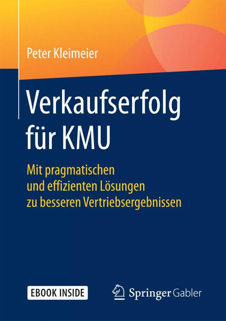 Verkaufserfolg für KMU – Buchtipp DER Mittelstand Ausgabe 06/2017 Verkaufserfolg für KMU von Peter Kleinmeier