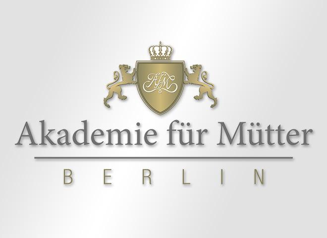 Akademie für Mütter Logogestaltung Sabine Hempe prof. dr. Berlin Konzeption und Gestaltung Mattheis Werbeagentur