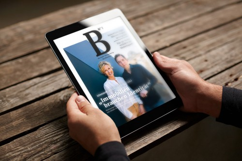 B-Magazin App