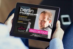 App Berlin-Friedrichstrasse