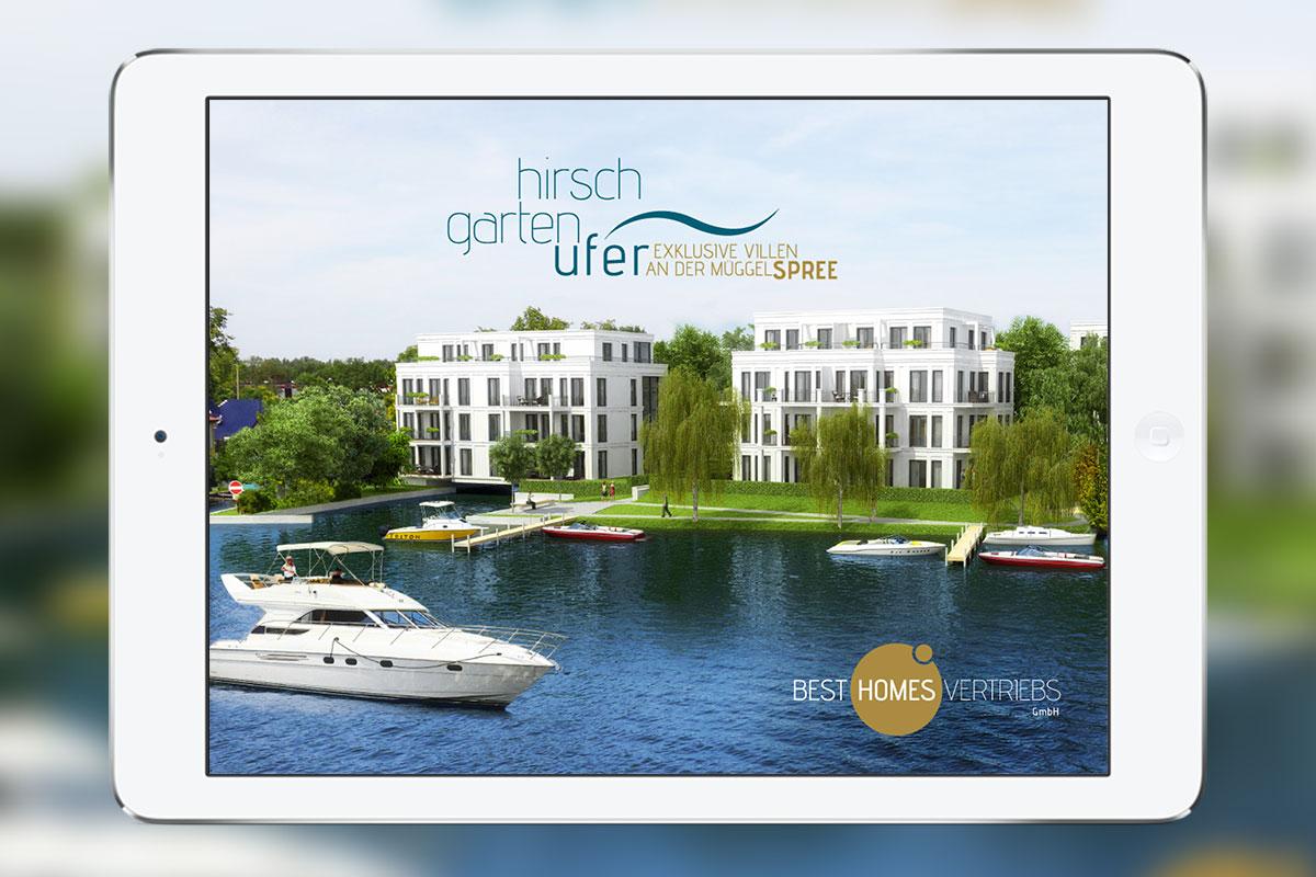 App Hirschgartenufer Best Homes