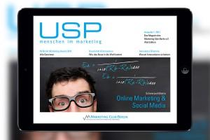 USP Marketing Club Berlin – Magazin-App USP