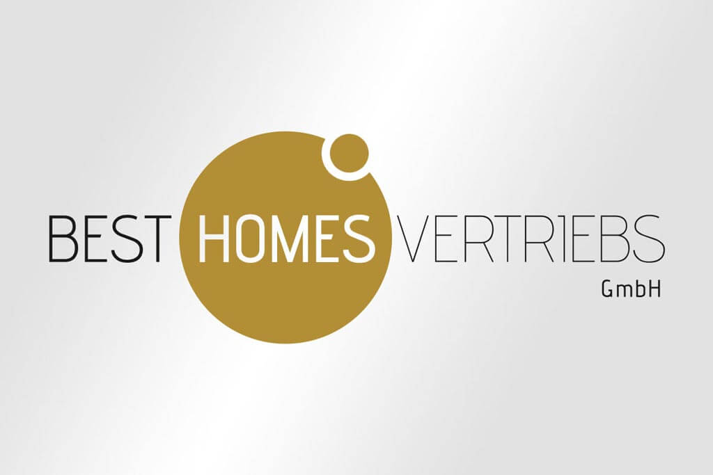 Corporate Design Best Homes Projekt GmbH | Mattheis Werbeagentur