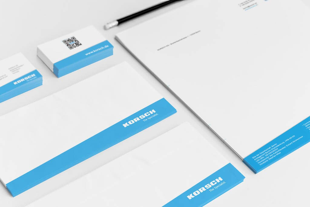 KORSCH AG – Corporate Design | Mattheis Werbeagentur