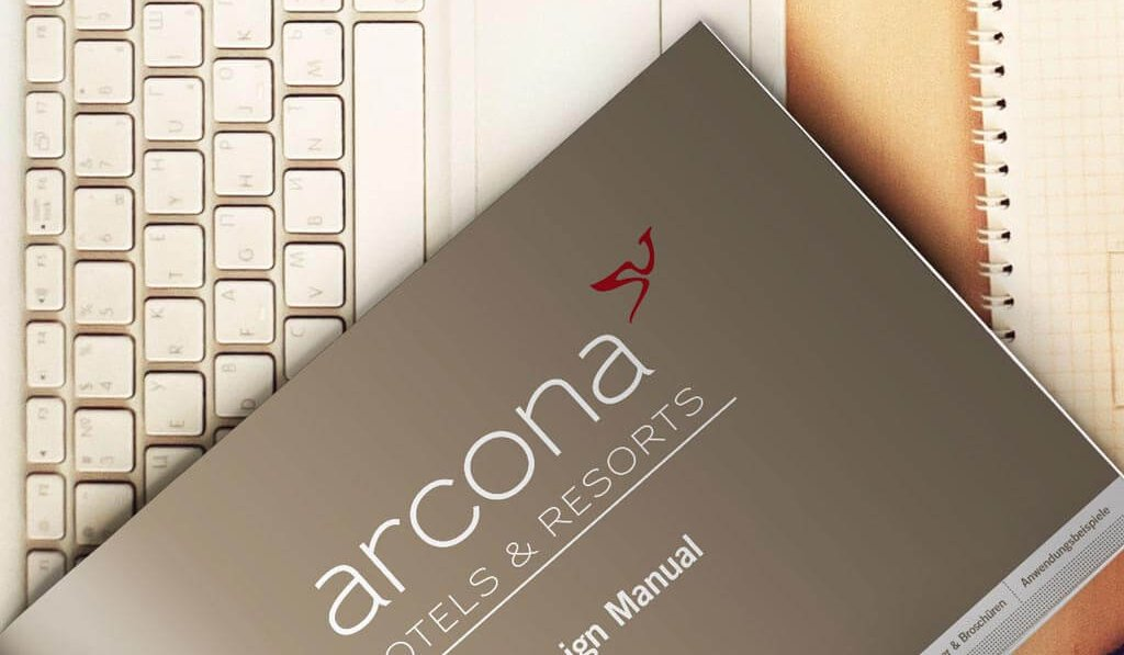 Corporate Design Manual arcona