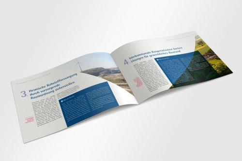 DIHK Broschüre Innenansicht | mattheis. werbeagentur gmbh