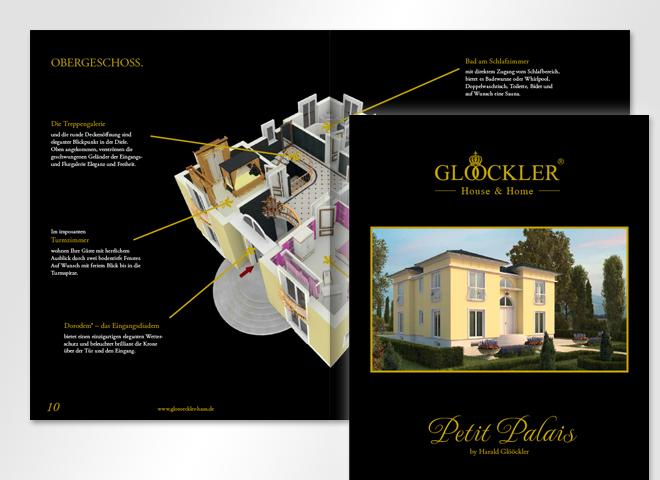 Aufbau Petit Palais Glööcker House & Home mattheis werbeagentur