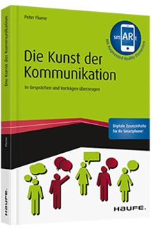 Buchtipp im Unternehmermagazin DER Mittelstand. Buchtipp Die Kunst der Kommunikation von Peter Flume von Claudia Mattheis