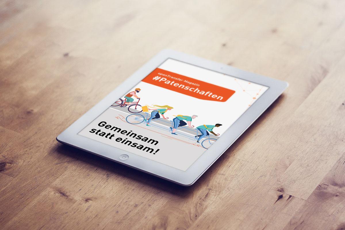2019: Stiftung Bürgermut Magazin E-Book