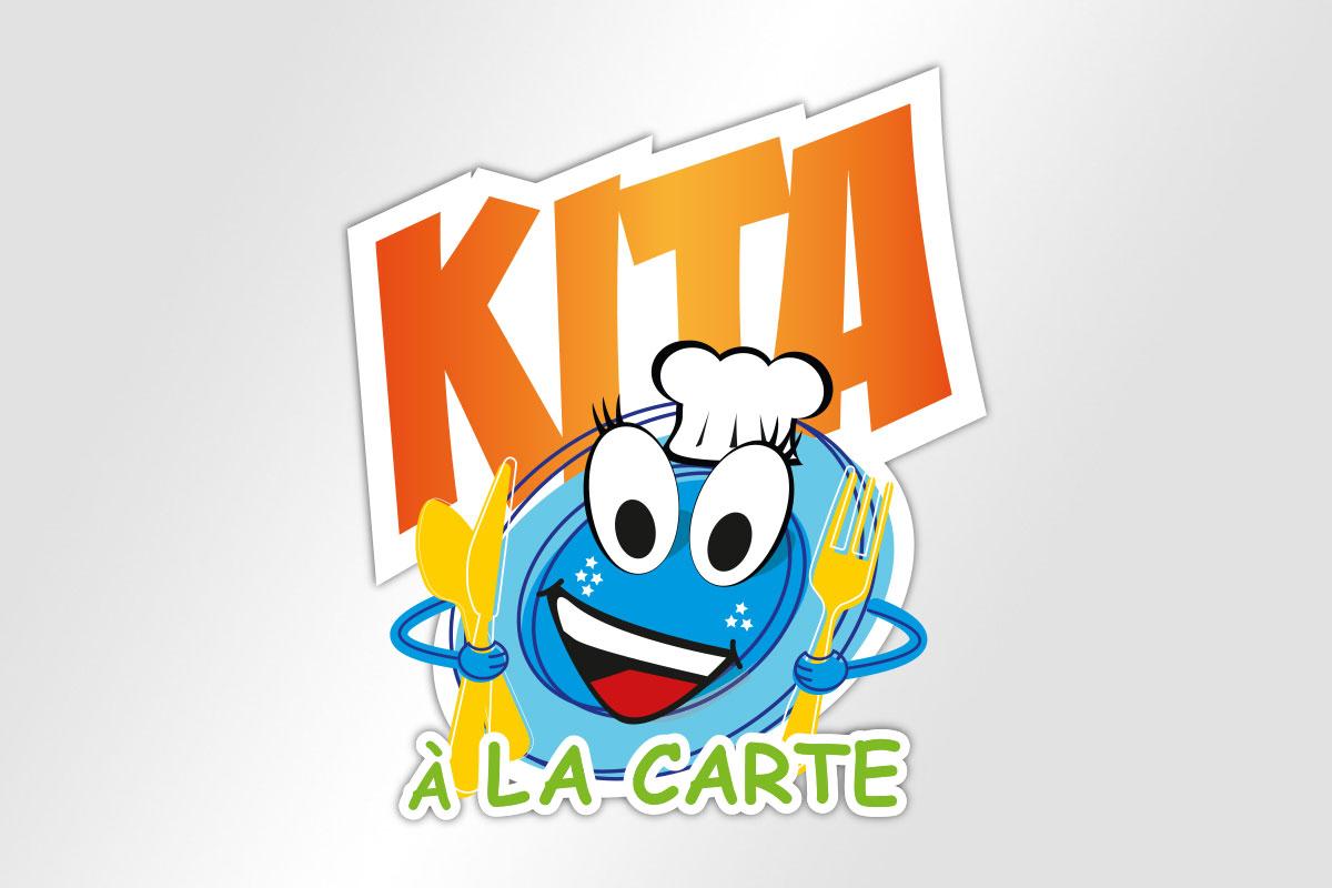 Logo Kita á la Carte | mattheis. werbeagentur gmbh