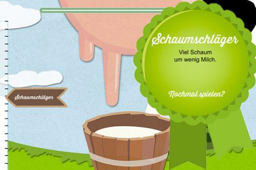 Kuhmelkspiel App Ammergauer Alpen