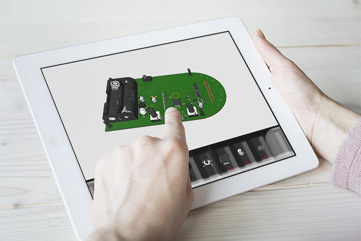 Webdesign Dietz Elektronikmanufaktur Facebook | Mattheis Werbeagentur Berlin