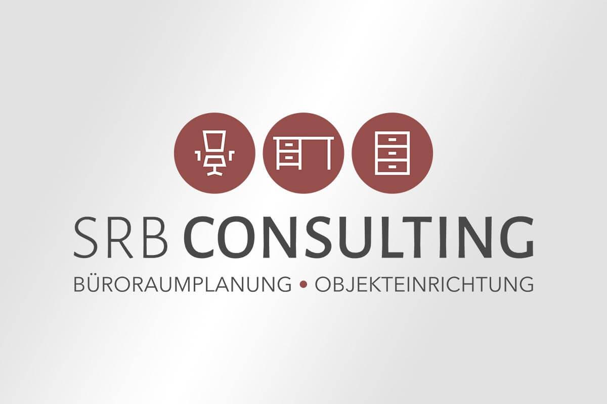 Logodesign SRB Consulting | Mattheis Werbeagentur