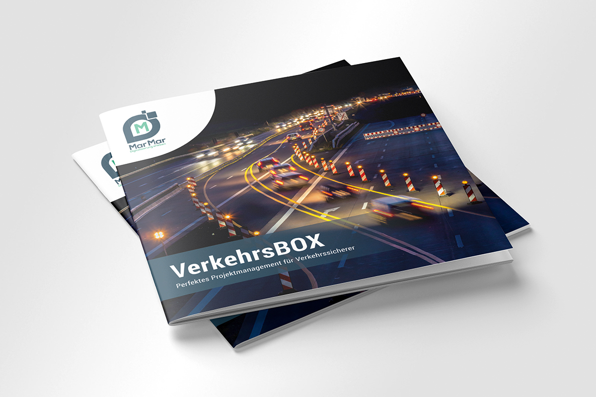 2 Broschüren Verkehrsbox
