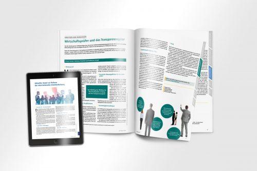 Wirtschaftsprüferkammer Magazin und App