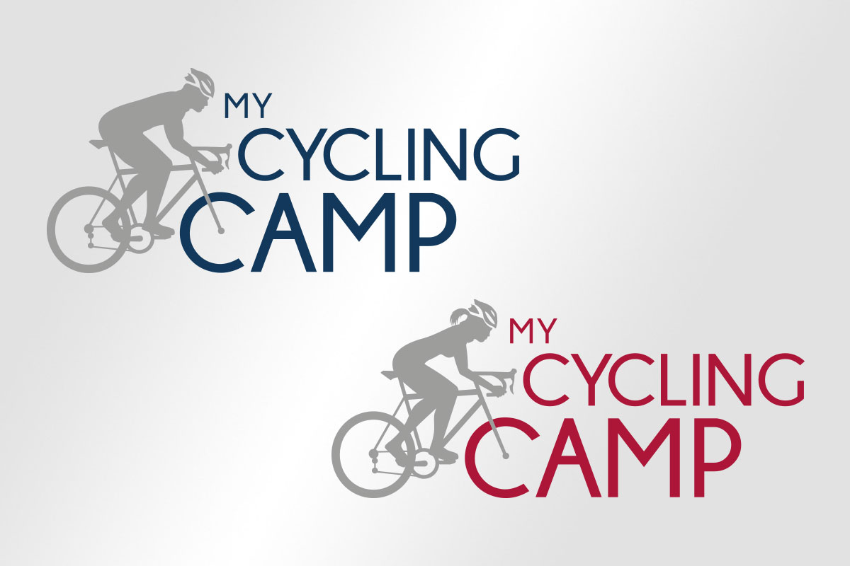 Corporate Design My-Cycling-Camp