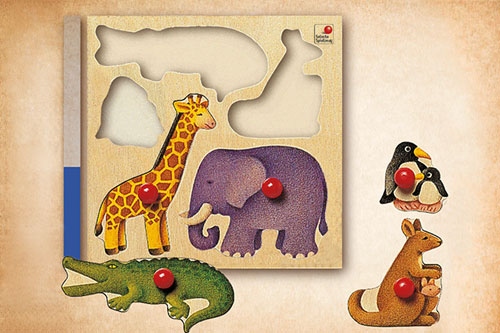 Puzzle-Zoo-Poster