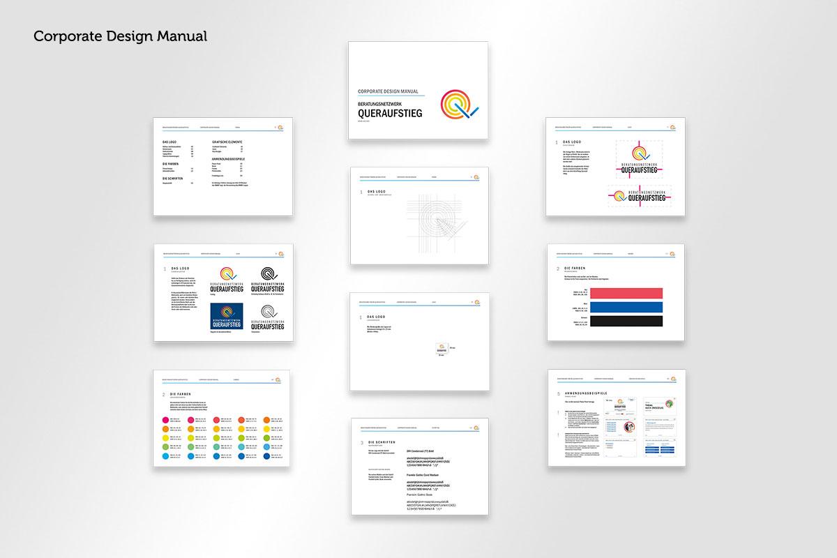 Queraufstieg Corpate Design Manual
