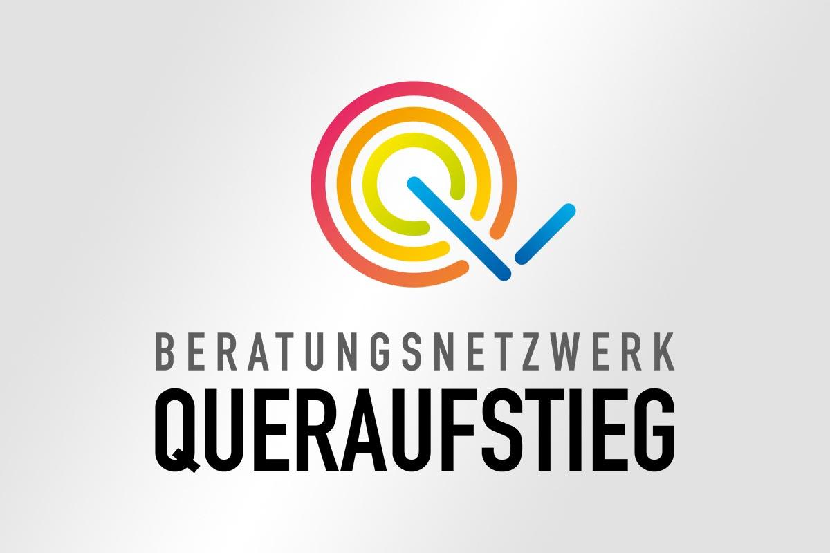 Queraufstieg Logo