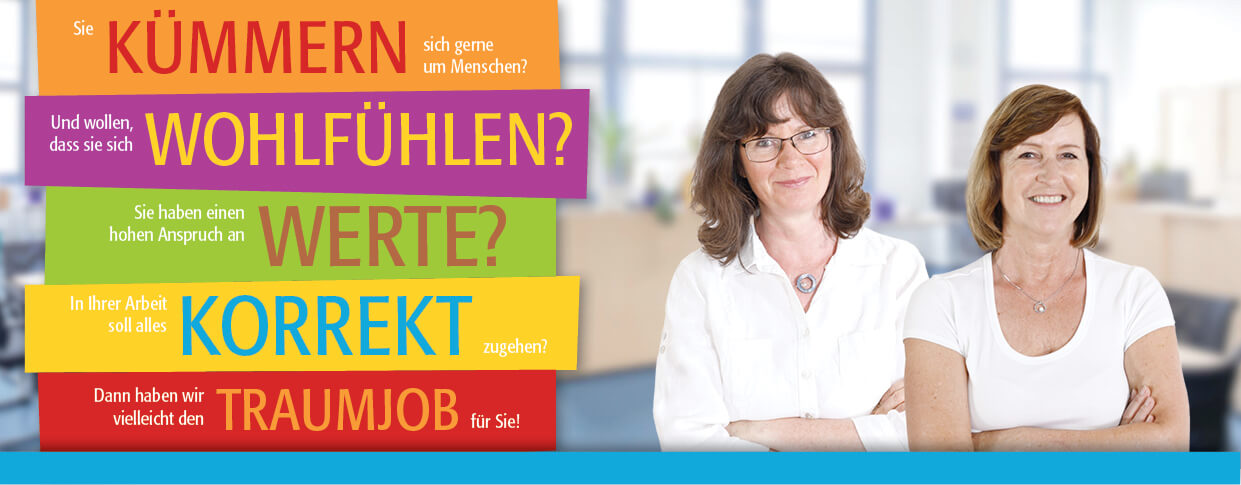 Recruiting-Kampagne-Personalreferent