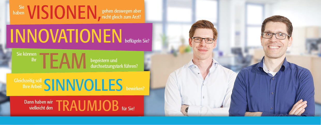Recruiting-Kampagne-Produktmanager