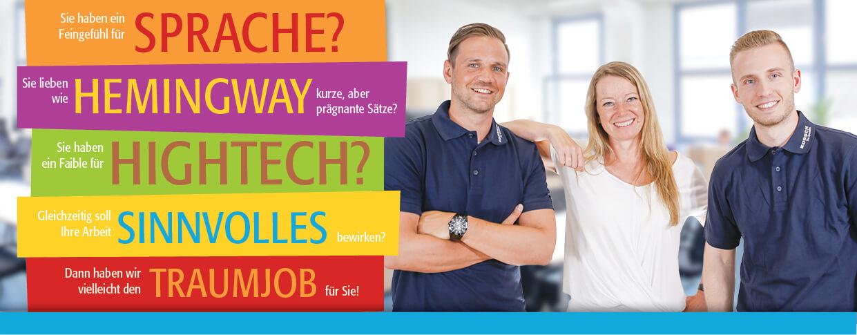 Recruiting-Kampagne-Technische-Dokumentation