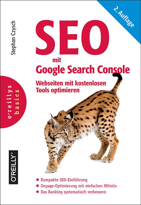 Buchtipp DER Mittelstand Ausgabe 05/2017 SEO mit Google Search Console von Stephan Czysch