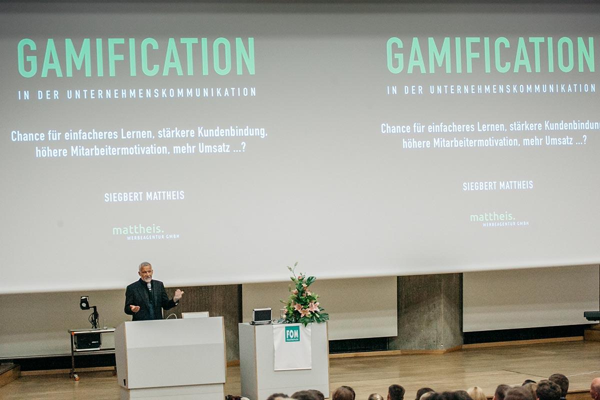 Thema Gamification in der Unternehmenskommunikation © Viktor Strasse
