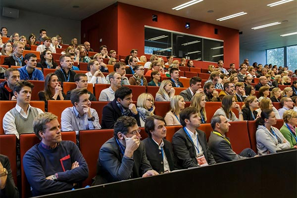 Publikum Fachhochschule Salzburg © FH Salzburg