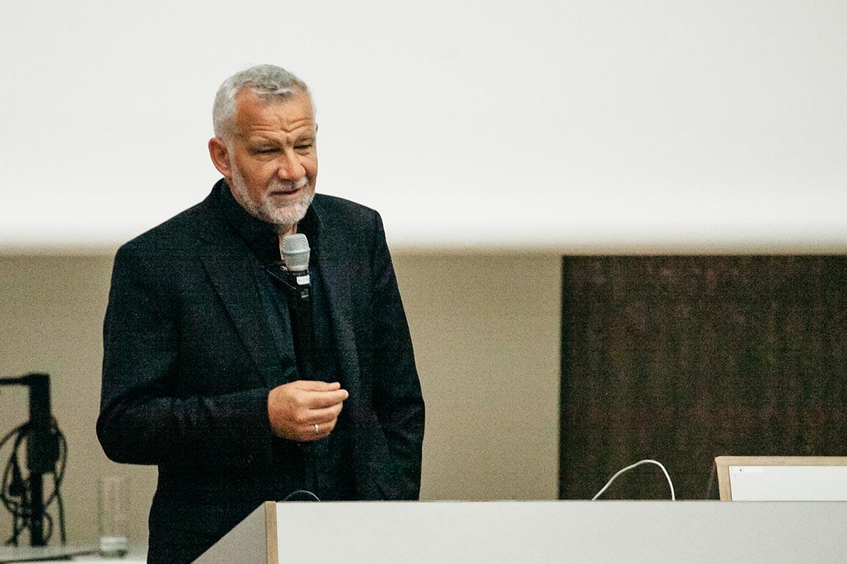 Speaker Siegbert Mattheis © Viktor Strasse