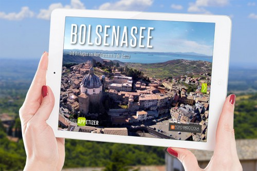 Travel-Appetizer App Bolsenasee