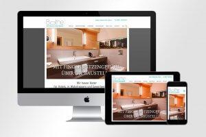 Webdesign Bothe Sanitär Hotelbäder | Mattheis Werbeagentur
