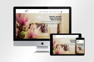 Webdesign Nardini Collection | Mattheis Werbeagentur
