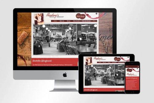 Webdesign Paasburg's | Mattheis Werbeagentur