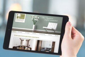 Wellhausen Homestaging – Webdesign | Mattheis Werbeagentur